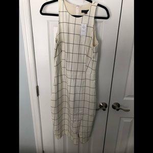 Sheath dress - Banana Republic (size 12 tall)